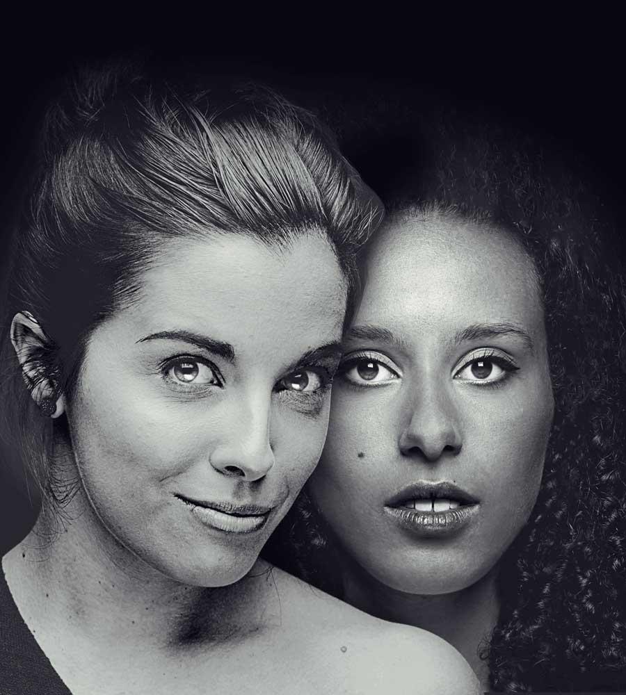 Jodie Devos & Adèle Charvet, 25 janvier 2022, Théâtre des Champs-Elysées