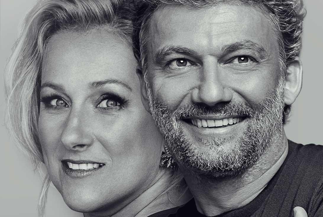 Diana Damrau, Jonas Kaufmann & Helmut Deutsch