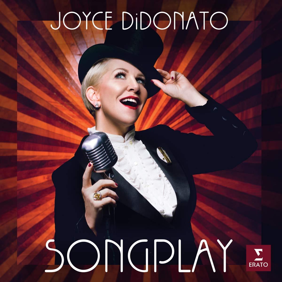 CD Joyce DiDonato, Songplay