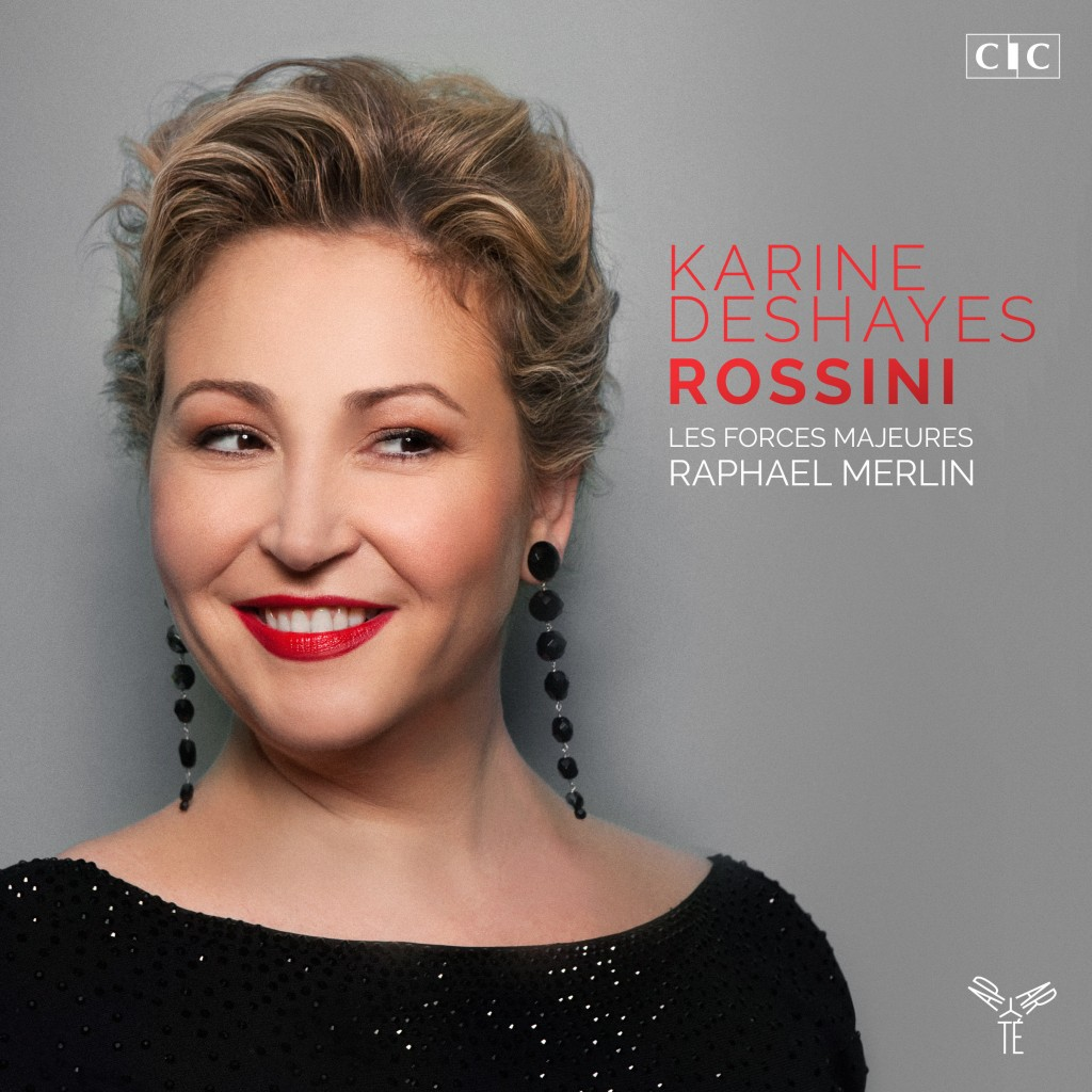 CD Karine Deshayes, Une vie de Rossini