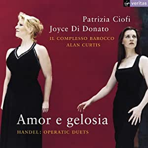CD Patrizia Ciofi, Amor e gelosia