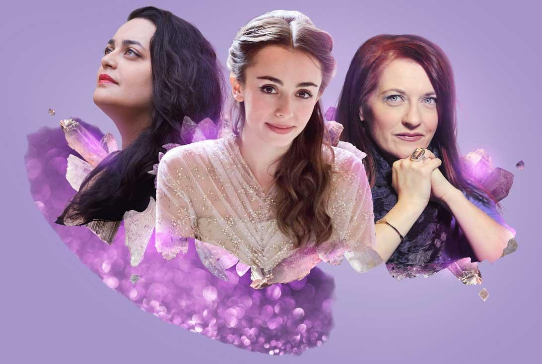 Patrizia Ciofi, Lea Desandre & Anthea Pichanick (ANNULÉ)