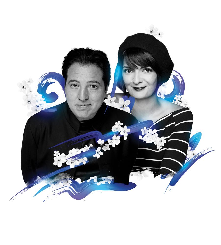 Marianne Crebassa & Fazil Say