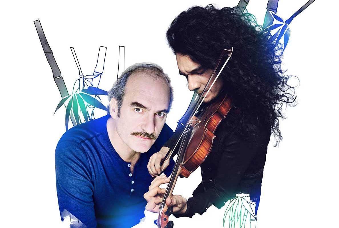 Nemanja Radulović & Michel Vuillermoz (ANNULÉ)
