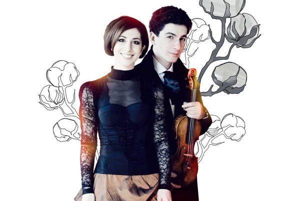 Sergey & Lusine Khachatryan (ANNULÉ)