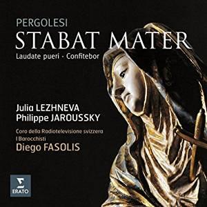 Julia Lezhneva, Philippe Jaroussky, Stabat Mater (Erato, 2013)