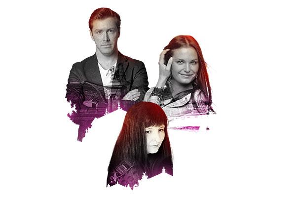 Emőke Baráth, Tim Mead & Christina Pluhar